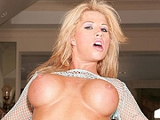 Busty Brooke Live Anal Drilling