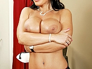 Thick Milf Lisa Ann is fucked hard