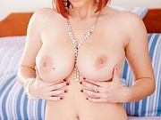 Sara Stone plays big juggs