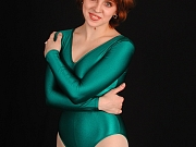 Ballerina Katja flexi posing for u