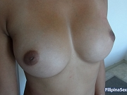 Thick chested Filipina gets drilled