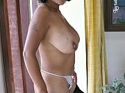 Petite busty cute lactating Latina