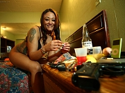 CrAZyBaBe Jada Silk Doing Drugs