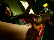 Wine Bottle in Pussy Big Boobs Beautiful CrAZyBaBe