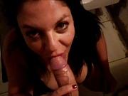 Gordita Chilena Chupando Pico Chilean Whore Sucking Cock
