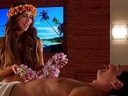 Jennifer Love Hewitt - Sexy Hawaii Girl