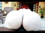 Unknown Big booty bbw redhead vs Lucas Stone
