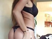 First Nude Strip