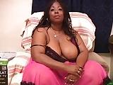 Sexy Busty Big Mama Cozy !!!