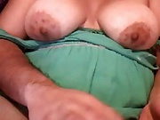 Hairy mexican girl masturbating