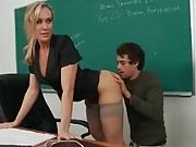 B.L Fucks Her Student