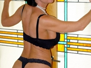 Hot MILF Deauxma in Lingerie waiting for you @Home