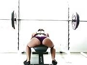 Rachel Starr Butt Workout-Bubble Butt