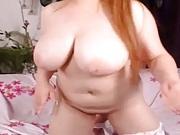 Nice brunette big boobs