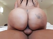 Nice phat ass fucked