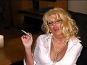 Smoking Celeste