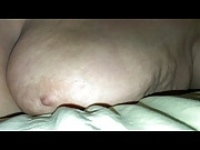 Another short video of my wife's big soft breast