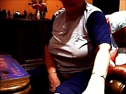 I showed my  aunty my cock by 'accident' Part 0