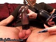 Blue Bails vs Penis Pump