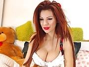 Webcam lady