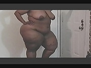 Sexy big booty mama