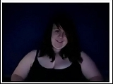 Omegle 04 - BBW showing tits