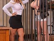 Kyra Hot & Lucie Wilde