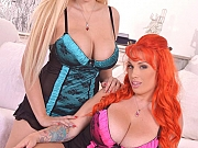 Angel Wicky & LiLy Madison