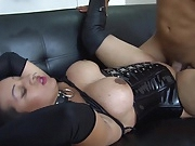 TuVenganza - Big chested Latina Zulima has a new pet slave