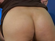 Holly West patient to see the huge rod penetrate to her favorite spot