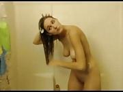 Sexy Babe Shower, Washing Hair, Drying Hair, Long Hair, Hair