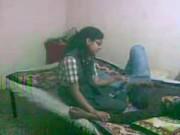 Indian SchoolGirl Vaishali Fucking with her boyfriend