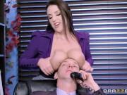 Brazzers - Angela the horny Office Slut