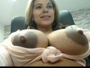 Leaky Areola Cutie