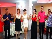 Sisata bosanka na svadbi ( mlada sisata mama) part 2