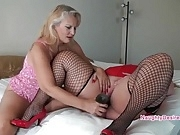 PAWGs Mother in Law works her magic