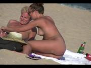 Amateur babes tanning naked spycam beach voyeur hd