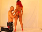 Thick Redxxx Shawty On Fire