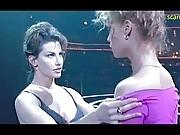 Elizabeth Berkley Gina Gershon Showgirls ScandalPlanet.Com