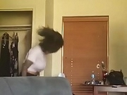 Mia Khalifa hot dance