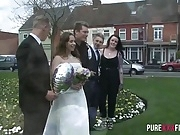 Busty Cheating Bride