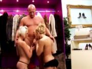 Stacey sarans shampooed - Scene 4
