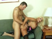 800DAD - Squirting MILF Whore Calls The Booty Call Kings for Dick