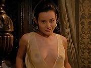 Joan Chen Juicy Nipples In Tai-Pan Movie ScandalPlanet.Com