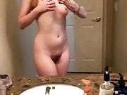 naked just for me