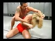Bimbo wrestling