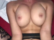 Best bouncing natural tits you will ever see