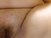 Big natural boobs masturbate