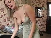 Down blouse