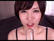 Satomi Yuria Sensational Blowjob